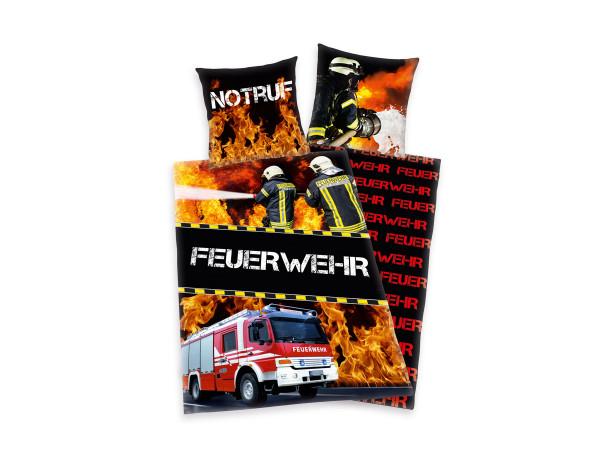 Herding Kinderbettwäsche Feuerwehr