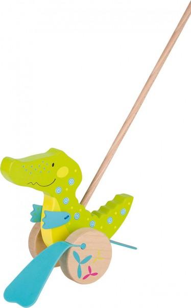 Gollnest & Kiesel Schiebetier Krokodil (Susibelle)