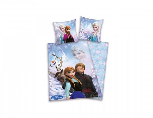Herding Kinderbettwäsche Die Eiskönigin