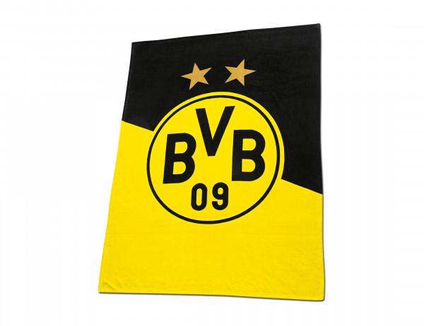 BVB Fleecedecke