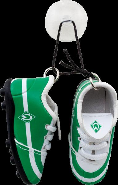 Werder Bremen Autospiegel-Schuhe