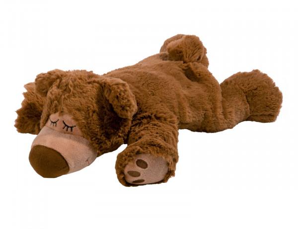 Warmies Wärmekuscheltier Sleepy Bear braun