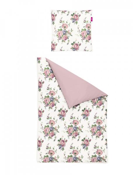 Irisette Mako-Satin Bettwäsche Corado 8941 Rose