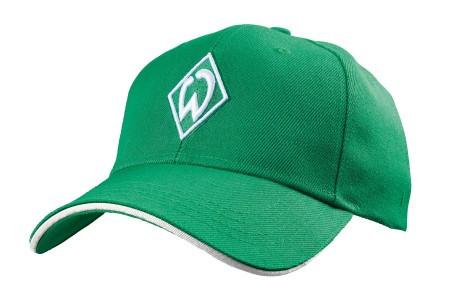 SV Werder Bremen Cap Raute grün