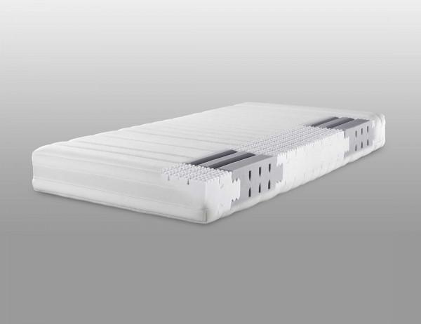 Lattoflex Matratze Compact mit Klimastreifen 80x200 cm