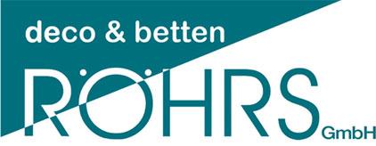 Röhrs Bettenfachgeschaeft Logo