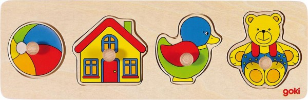 Gollnest & Kiesel Steckpuzzle Spielzeug