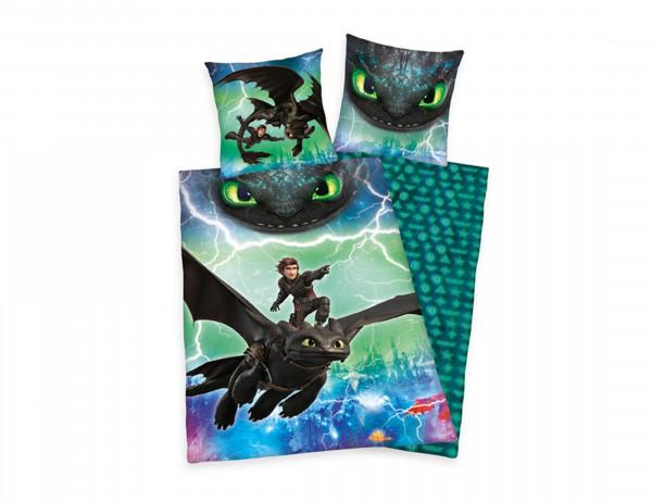 Herding Kinderbettwäsche Dragons