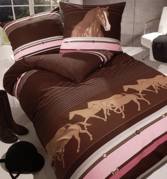 Bettwäsche Pferdebettwäsche Falada