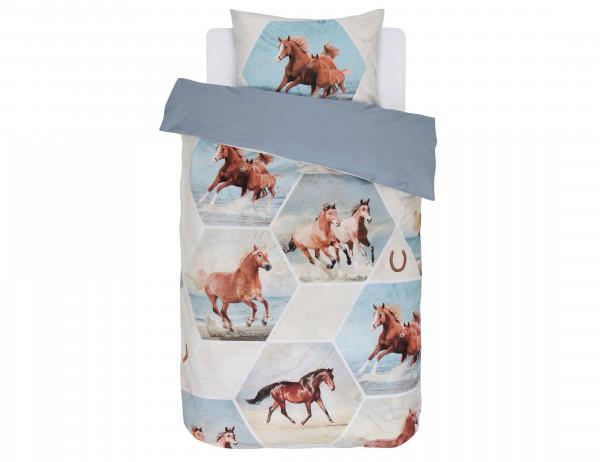 Pferdebettwäsche Lucky