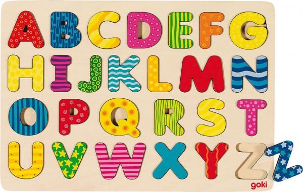 Gollnest & Kiesel Alphabetpuzzle
