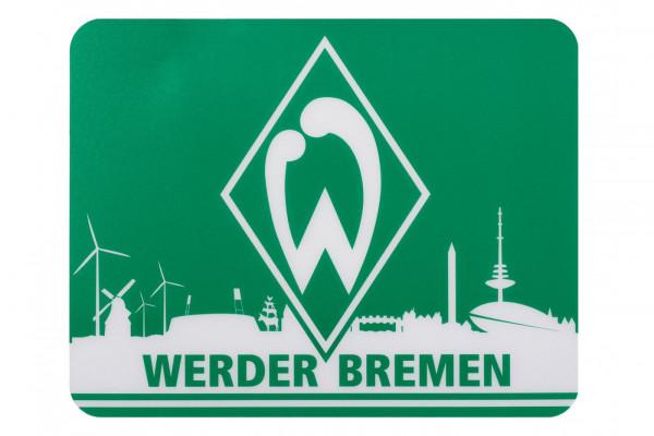 SV Werder Bremen Mousepad Skyline