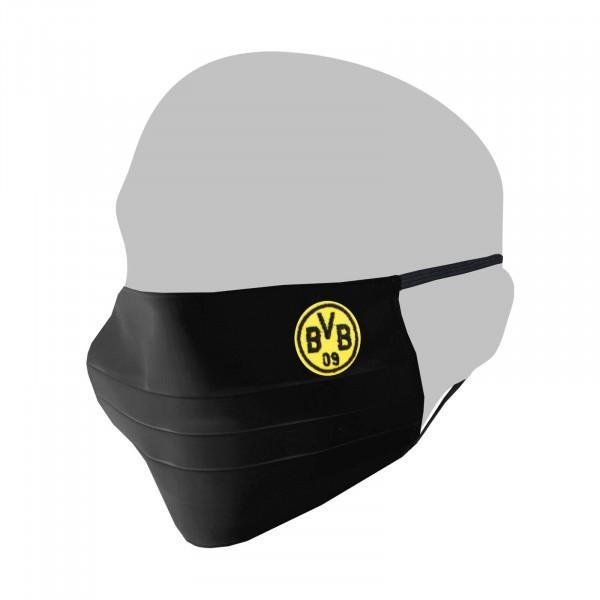 BVB Behelfs-Maske mit Logo