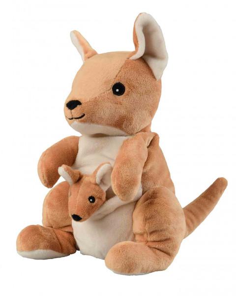 Warmies Wärmekuscheltier Känguru