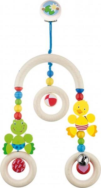 Gollnest & Kiesel Mini-Trapez Frosch + Ente