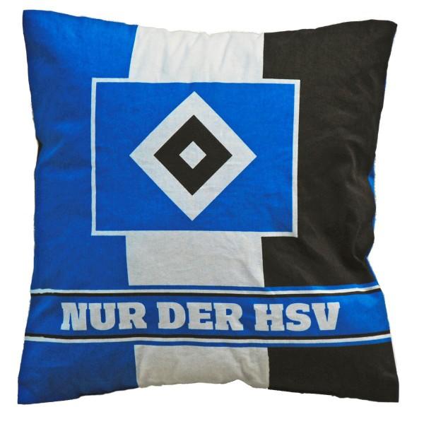 HSV Fan-Kissen Logo Nur der HSV