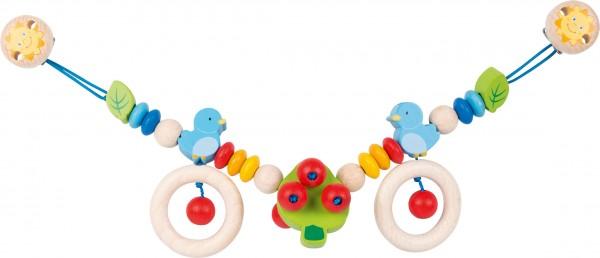 Gollnest & Kiesel Kinderwagenkette Vogel
