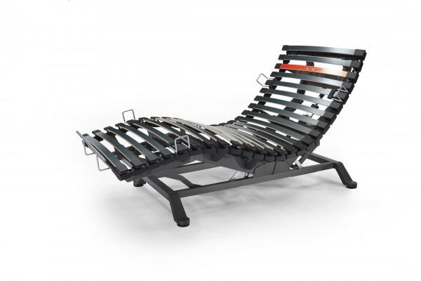 Swissflex Unterfederung uni 22 bridge 4-motorig verstellbar