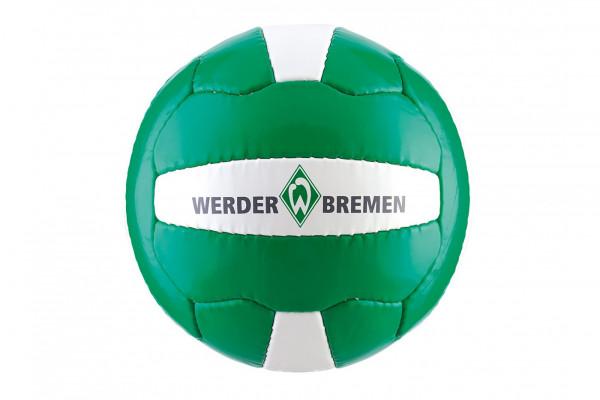 SV Werder Bremen Ball Gr. 5 grün/weiß
