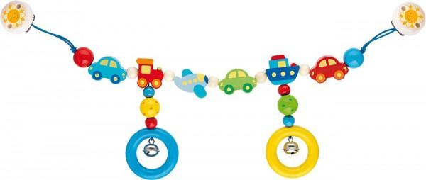 Gollnest & Kiesel Kinderwagenkette Fahrzeuge