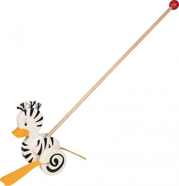 Gollnest & Kiesel Schiebetier Zebra-Ente