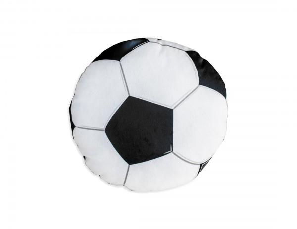 Herding Velboa-Soft Fußballkissen, rund ca. 30 cm