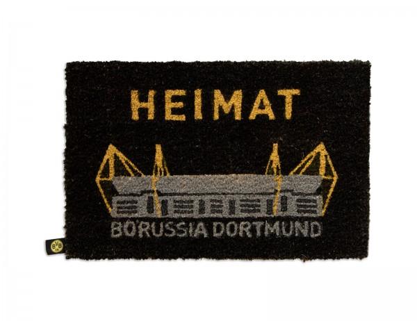 BVB Fussmatte Heimat