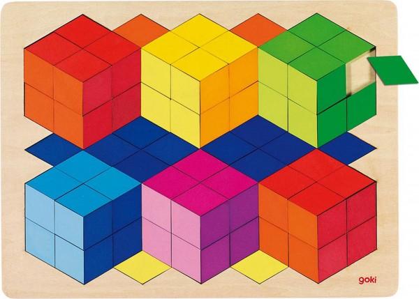 Gollnest & Kiesel Puzzle 3-D Optik