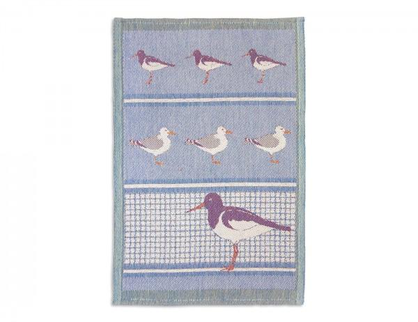Ekelund Geschirrtuch Seevögel