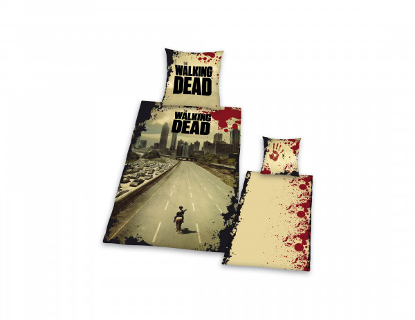 Herding Bettwäsche The Walking Dead