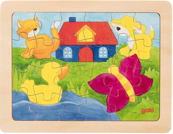 Gollnest & Kiesel Einlegepuzzle 1000 Farben