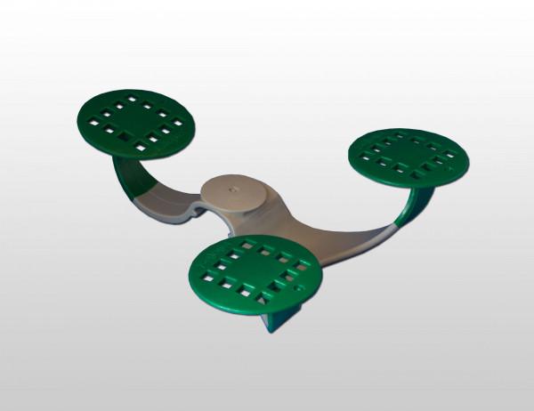 Lattoflex 300 Sensoflügel bis 2004