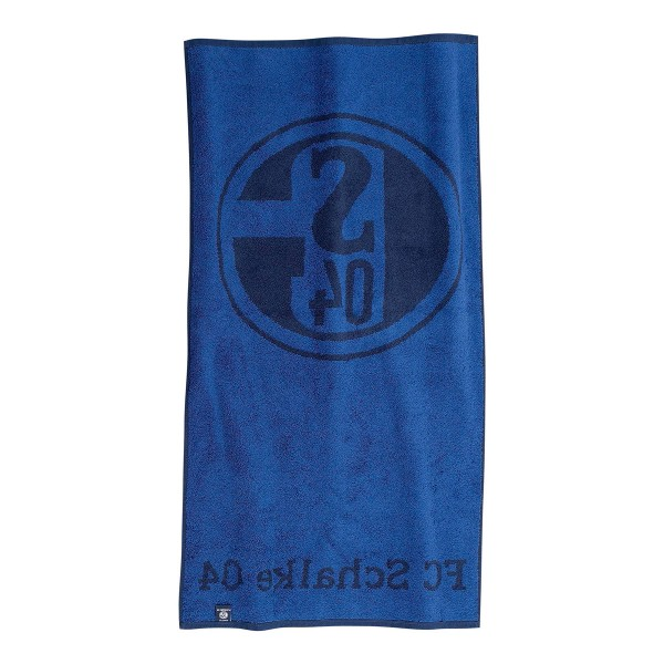 FC Schalke 04 Fan-Handtuch Wendedesign