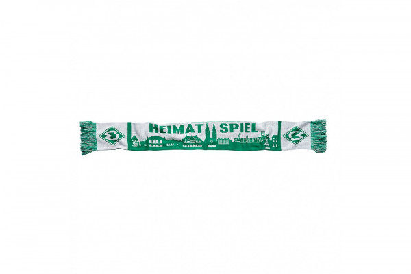 """SV Werder Bremen Schal """"Heimatspiel"""" L"""