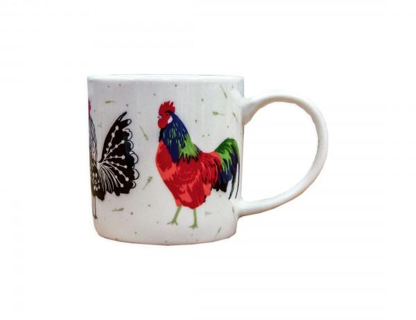 Ulster Weavers Becher Kaffeetasse Rooster