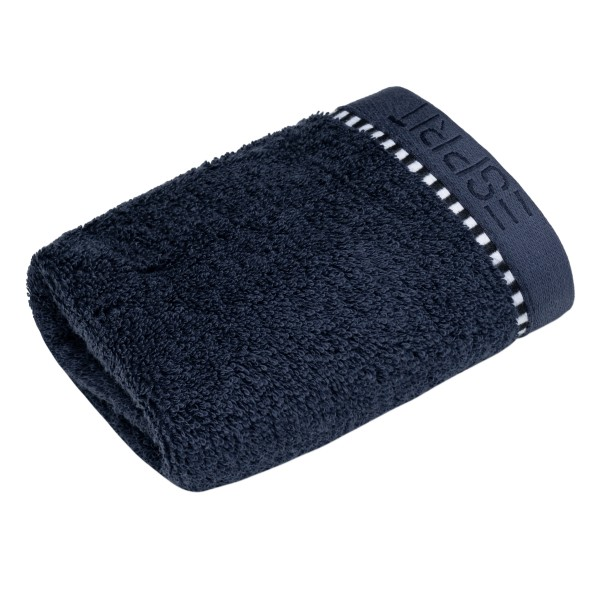 Esprit Handtücher Box Solid navy blue - 488